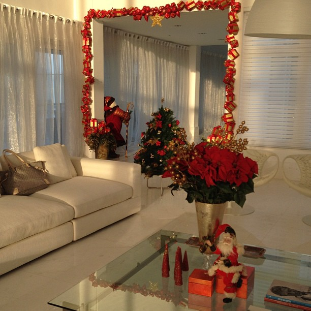decoracao de natal para interiores de casas : decoracao de natal para interiores de casas:Decoracao De Natal Para Casa