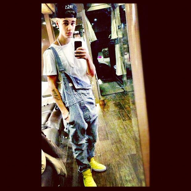 Justin Bieber posta foto no Instagram (Foto: Instagram / Reprodução)