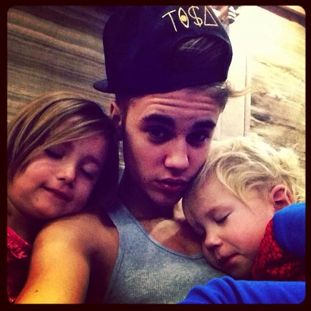 Las mejores fotos de Justin Bieber - imagenesfotos.com
