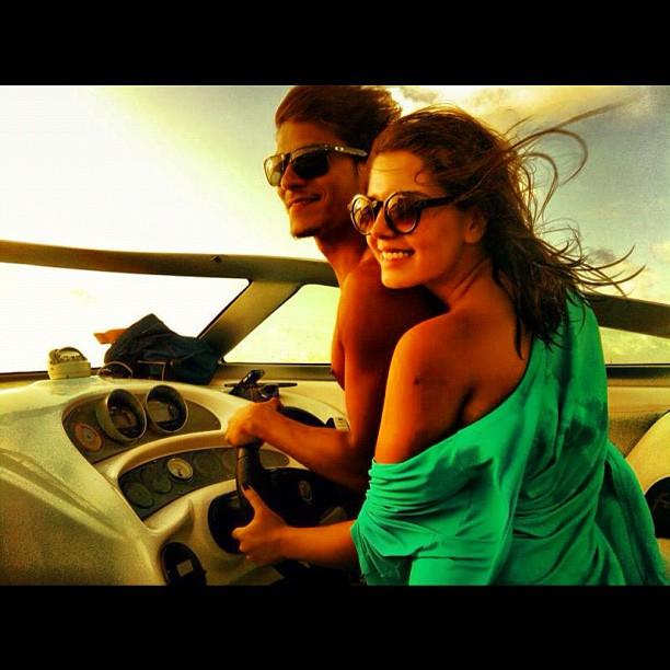 Giovanna Lancellotti e Arthur Aguiar (Foto: Instagram/Reprodução)