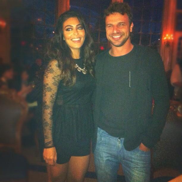 Juliana Paes e Cassio Reis (Foto: Instagram/Reprodução)