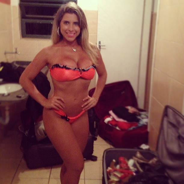 Ana Paula Minerato (Foto: Reprodução/Instagram)
