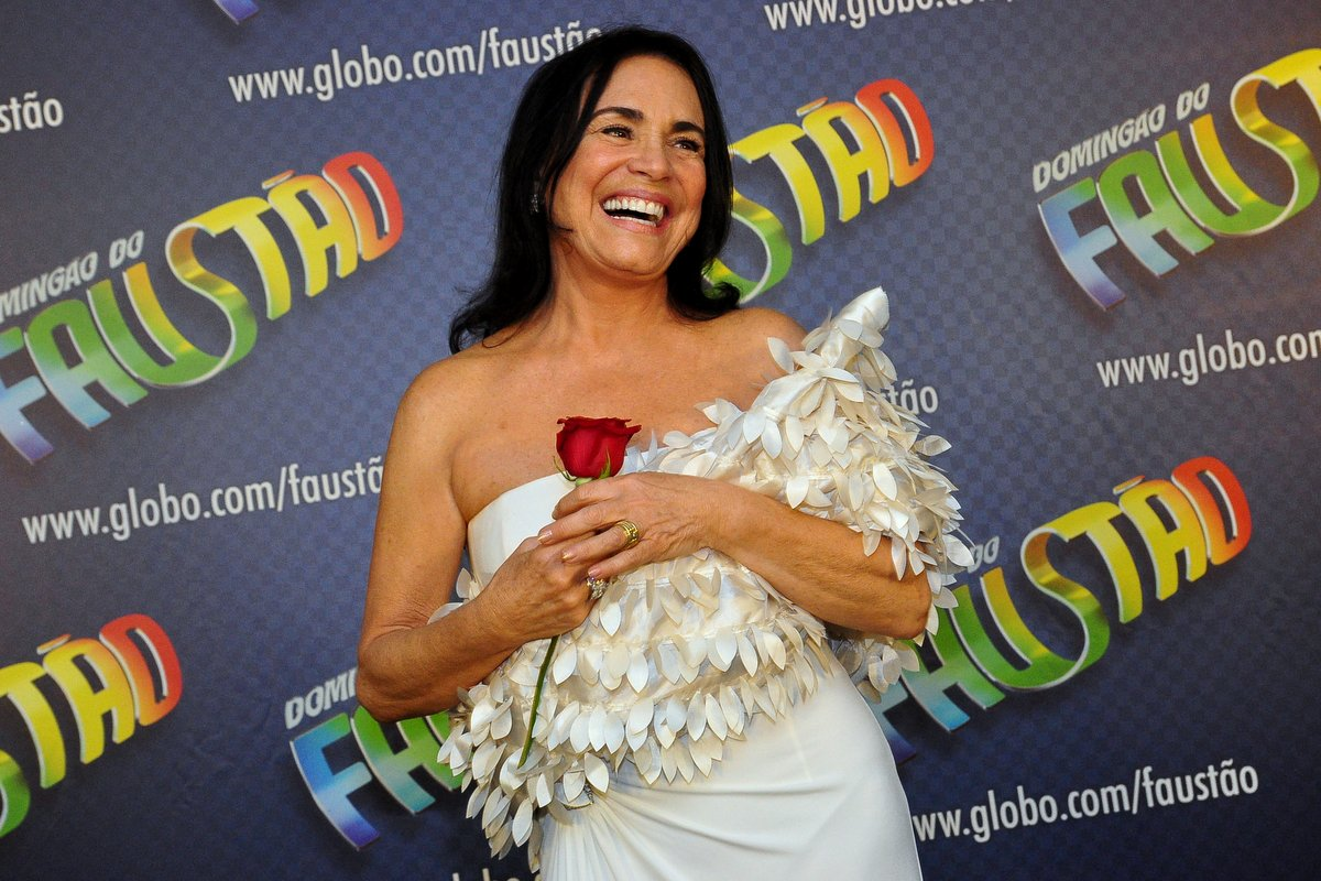 Ego regina duarte tudo sobre famosos - Ego tudo sobre famosos ...