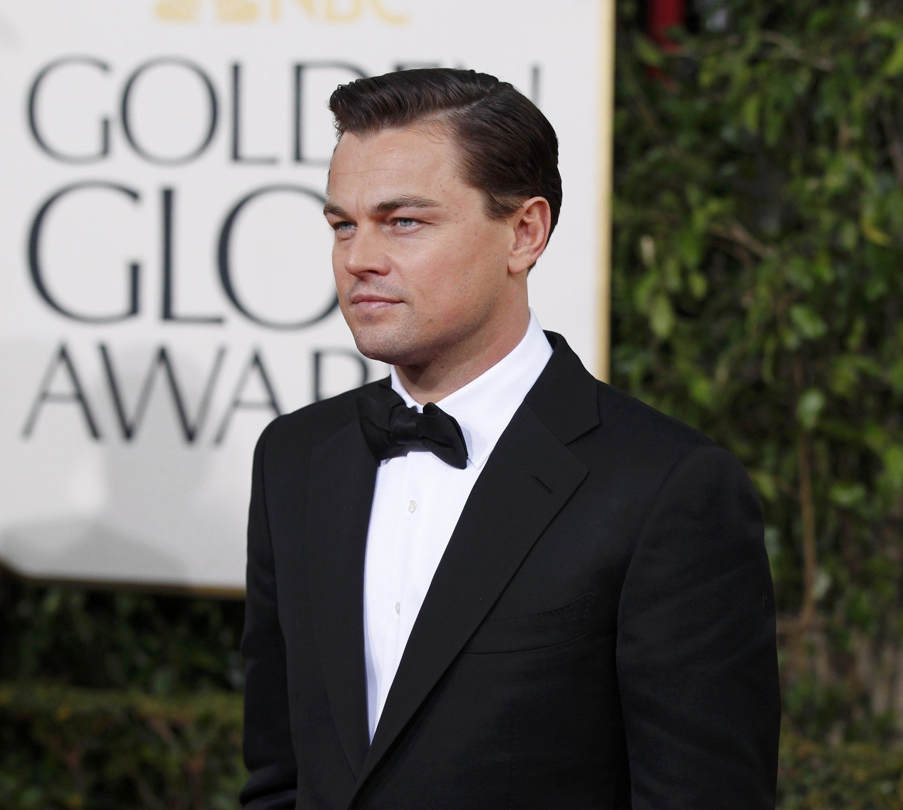 fotos de Leonardo DiCaprio