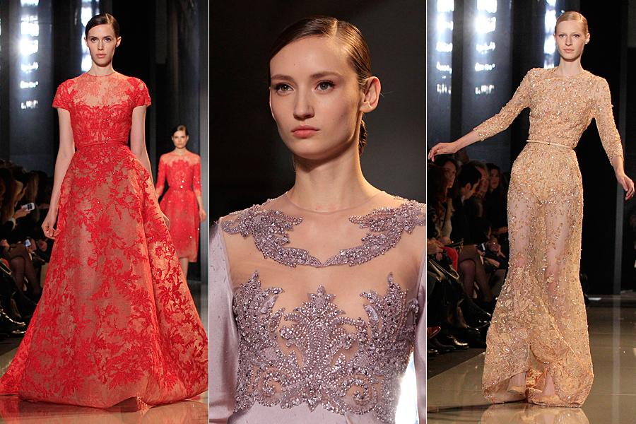 Como de costume, o efeito criado pela coleção é feminino e bem romântico, o que agrada em cheio às fiéis da marca