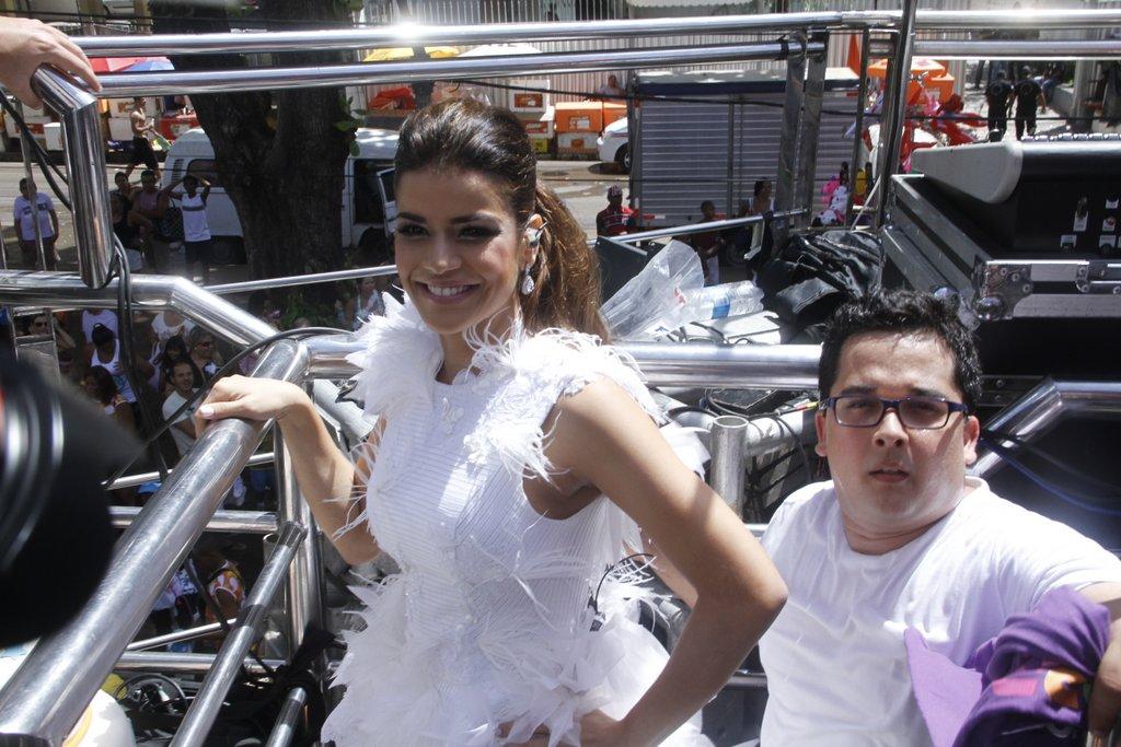 Mari Antunes, do Babado Novo, chega para animar bloco em Salvador