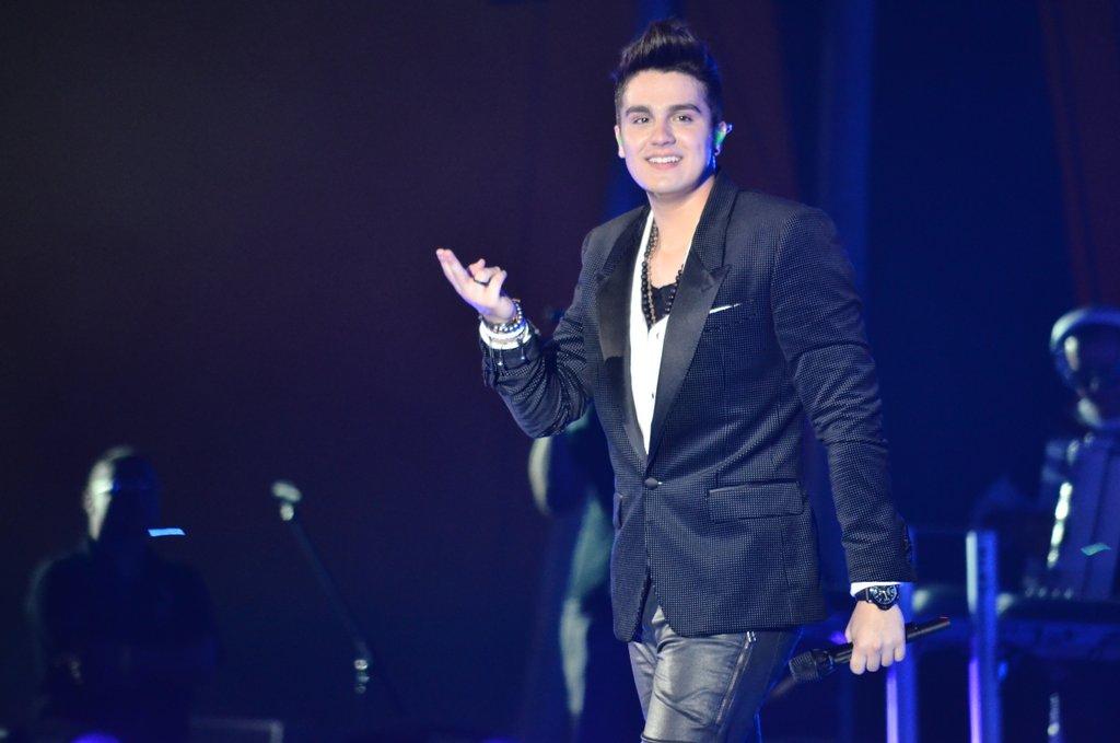 Luan Santana Grava DVD Em Itu  S  O Paulo  Neste Domingo  7 Caio Duran