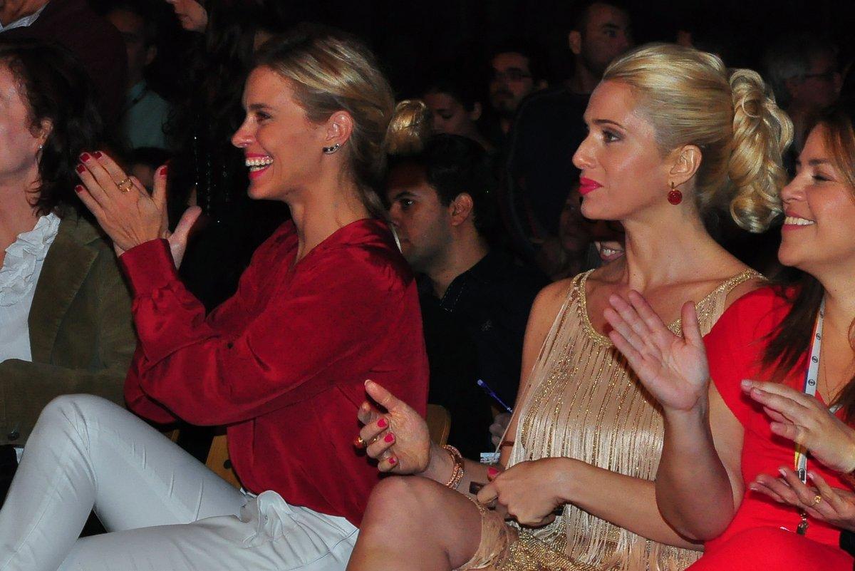 Carolina Dieckmann e Letícia Spiller