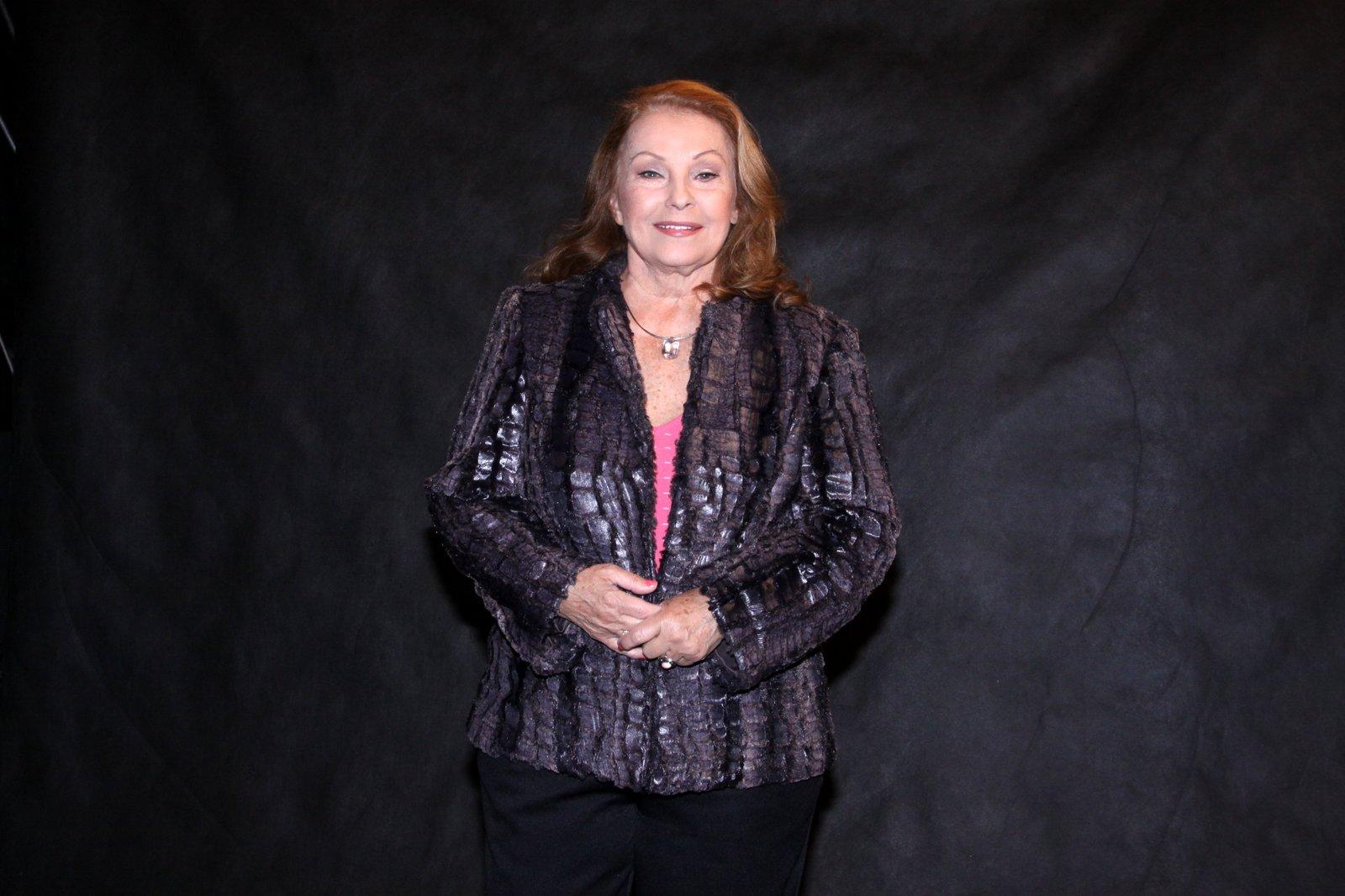 """Norma Blum será a Mama Francesca em """"Joia rara"""""""