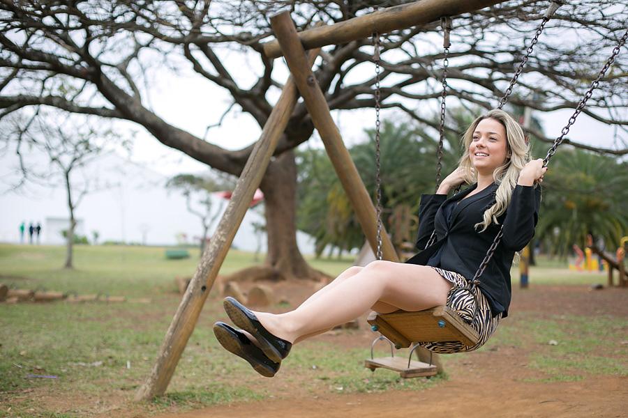 Carol Dantas deu sua primeira entrevista ao EGO durante passeio pelo Parque Ibirapuera, na terça-feira, 27, em São Paulo