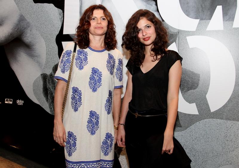 Julia é filha de Débora Bloch com o ex-marido, o chef Olivier Anquier