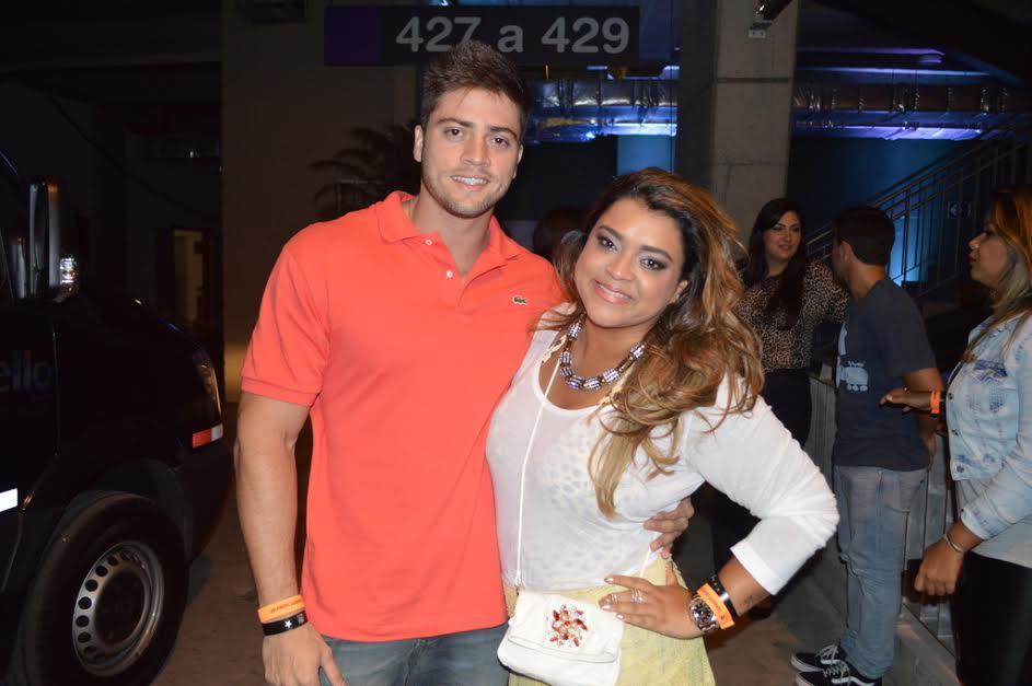 Preta Gil e namorado, Rodrigo Godoy