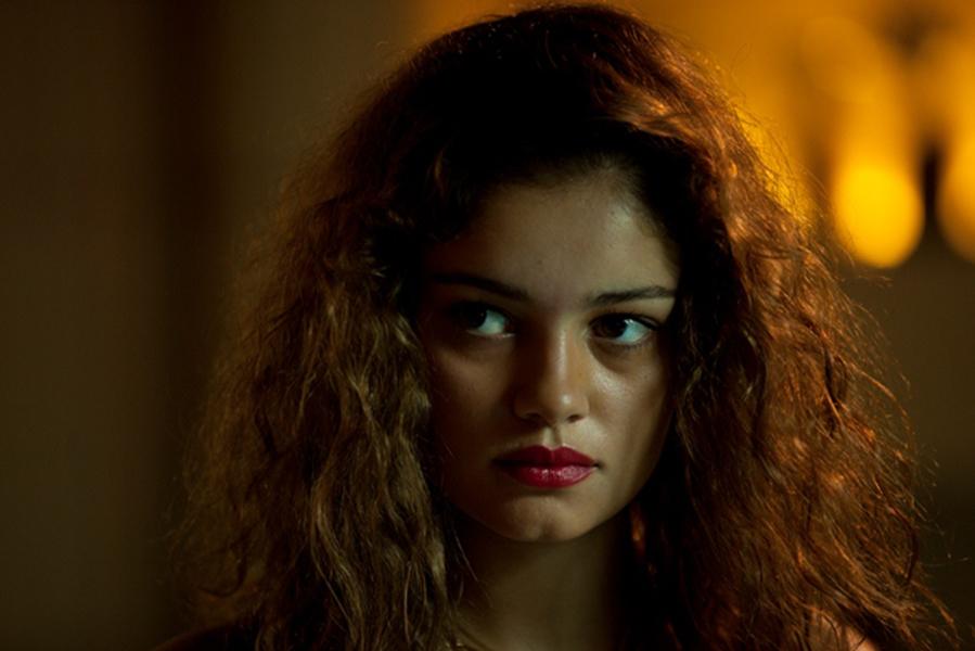 """Sophie Charlotte como a Tereza de """"Serra Pelada"""". Sophie disse não"""