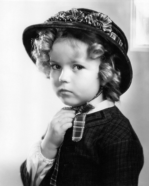 Shirley Temple em 1935