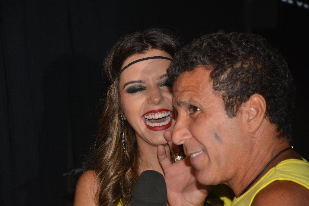 Giovanna Lancellotti e Eri Johnson