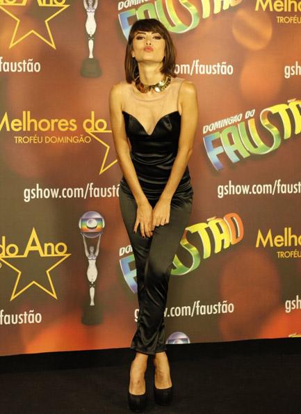Maria Casadevall no Prêmio Melhores do Ano