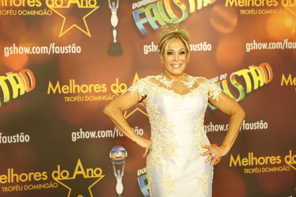Susana Vieira no Prêmio Melhores do Ano