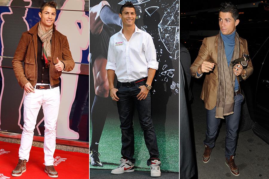 Cristiano Ronaldo Gucci Cristiano Ronaldo n o Quer