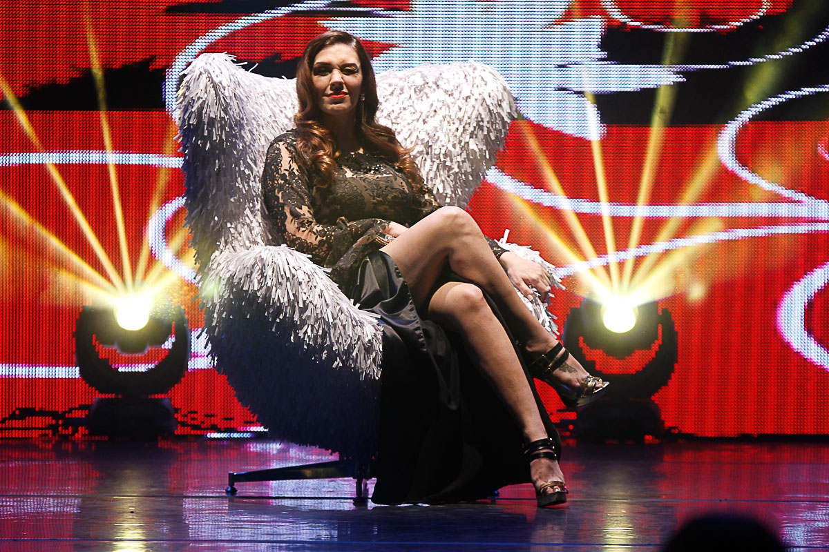 Simony em show em São Paulo