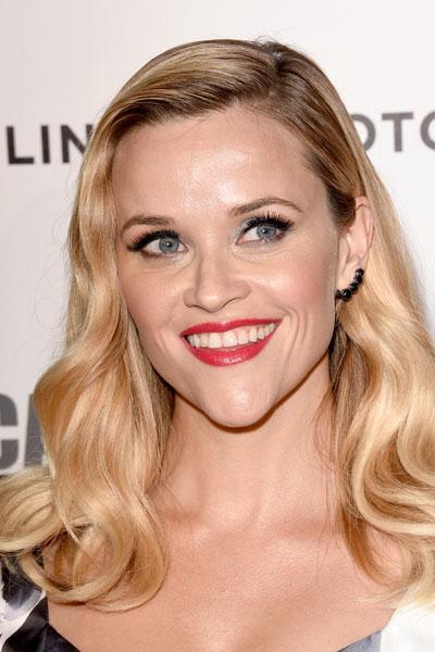 Reese Witherspoon em premiação em Los Angeles, nos Estados Unidos