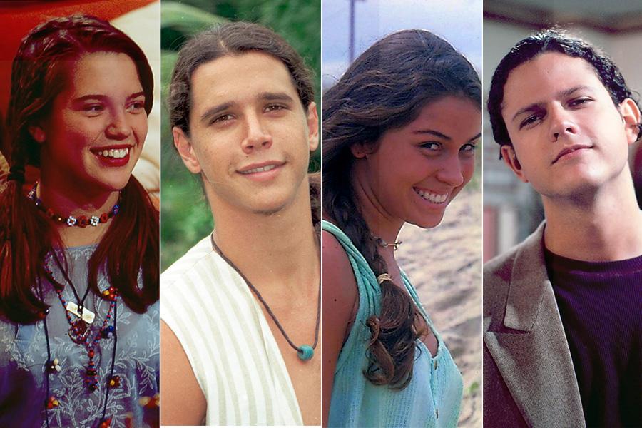 """""""Tropicaliente"""", escrita por Walther Negrão e exibida às 18h em 1994, volta ao ar a partir desta segunda-feira, 10, no canal Viva. Veja como está o elenco hoje!"""