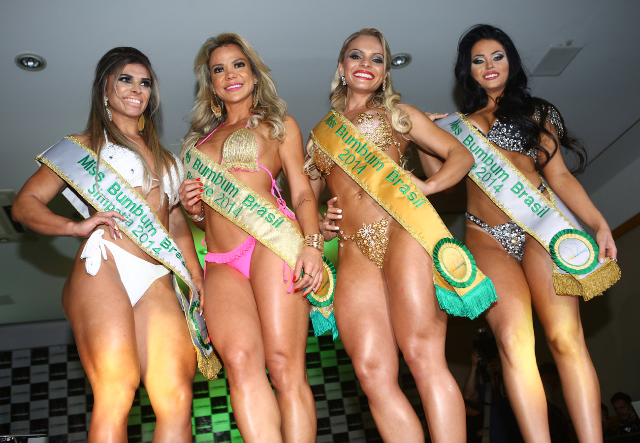 Veja fotos da grande final do Miss Bumbum 2014 - fotos em Famosos ...miss bumbum