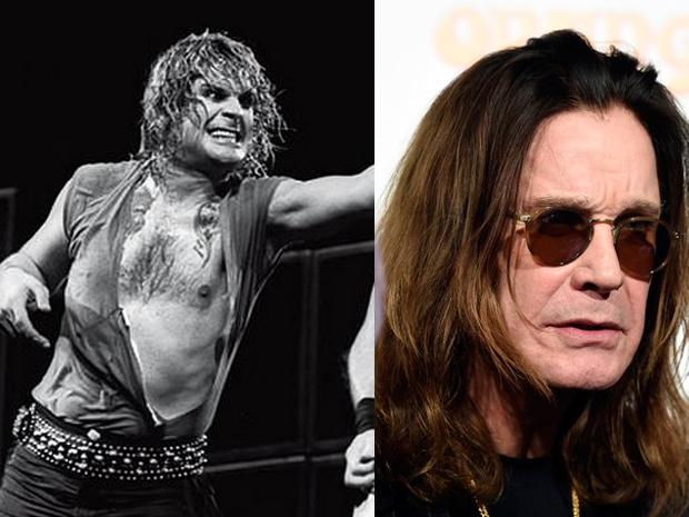 Ozzy Osbourne veio ao Brasil para participar do primeiro Rock in Rio em 1985. O cabelão ele conserva até hoje!