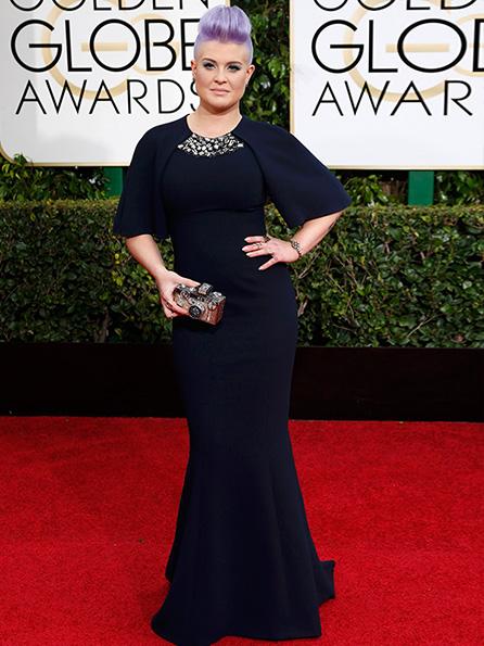 Globo de Ouro 2015 - Kelly Osbourne