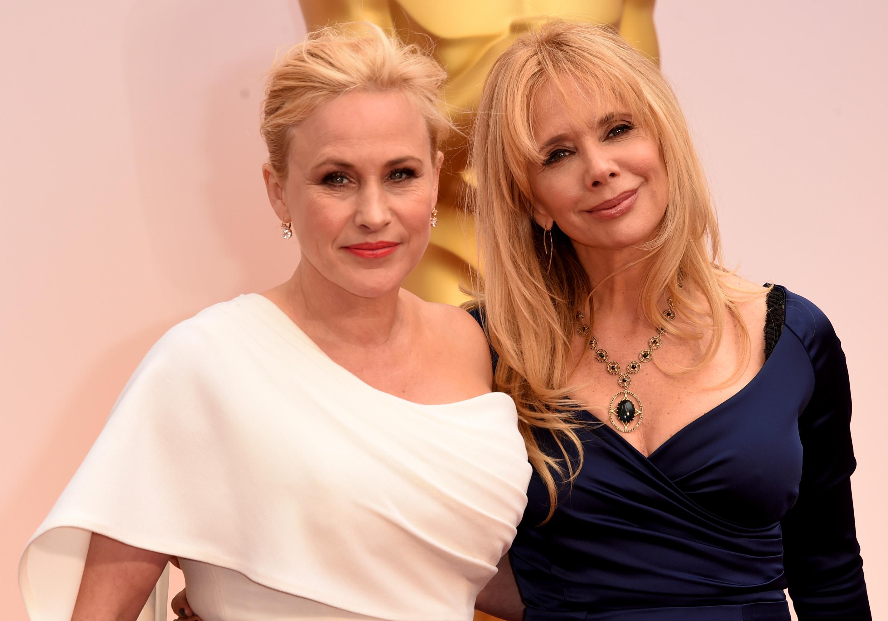 Patricia e Rosana Arquette