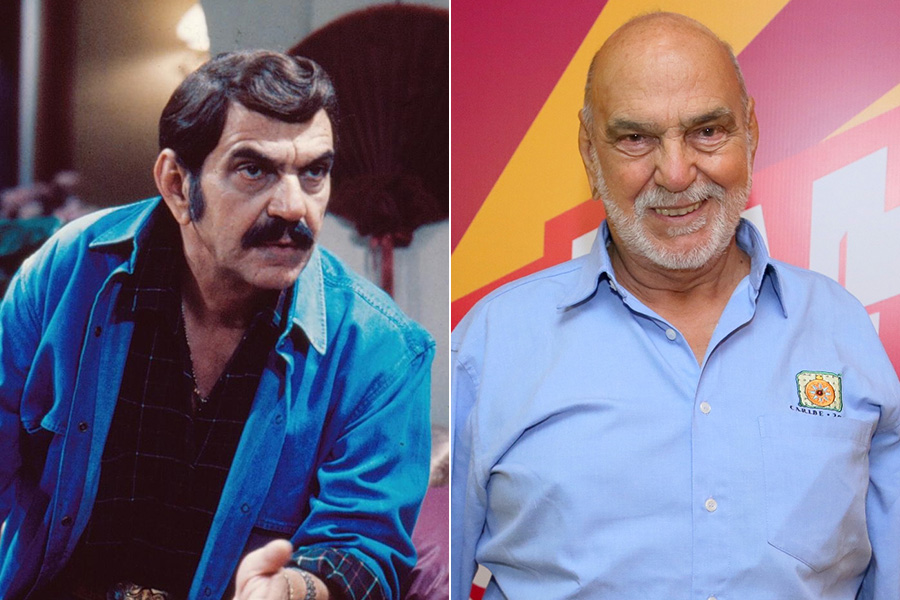 Lima Duarte interpretou o personagem Sinhozinho Malta (Foto: CEDOC/Globo e Agnews)