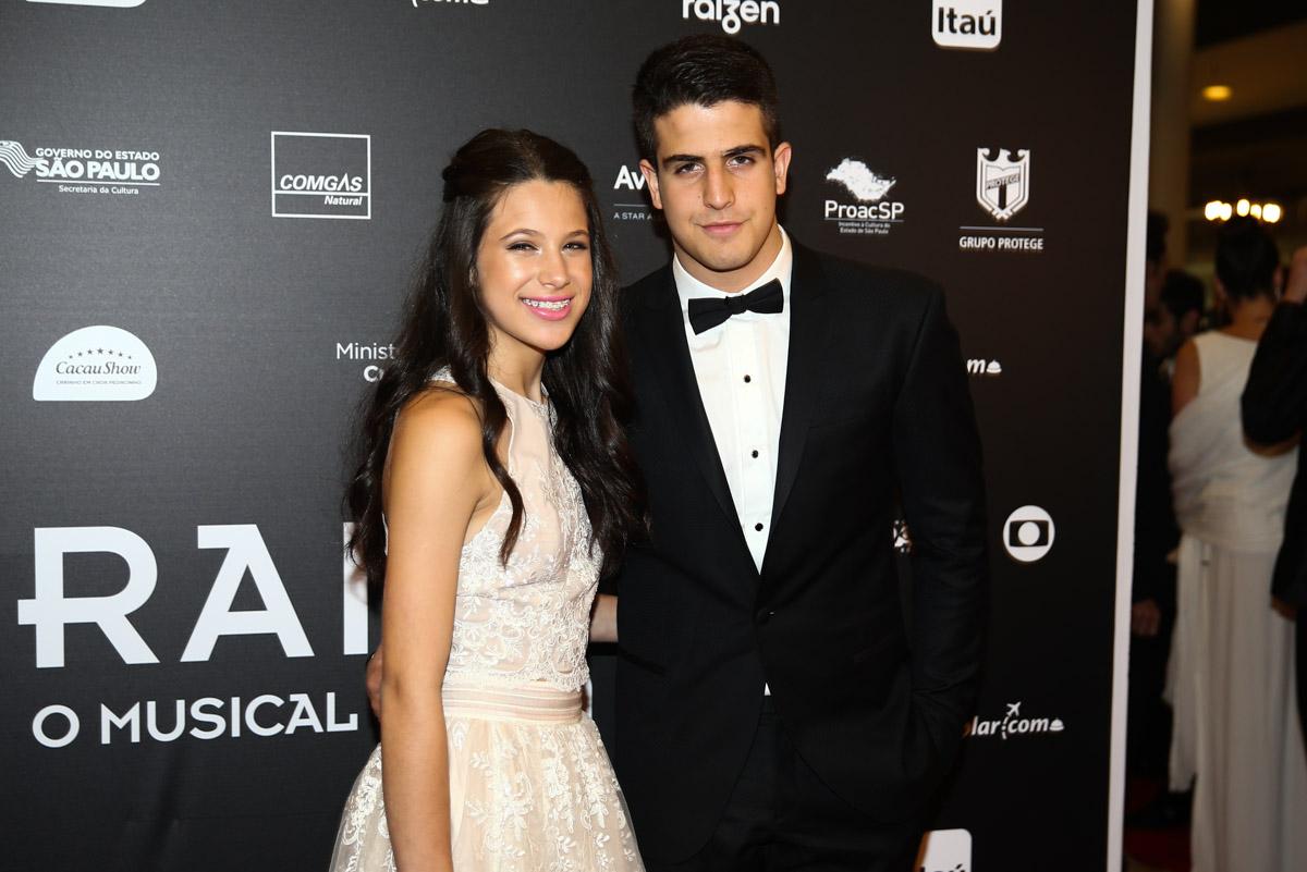 Enzo e Sophia Raia