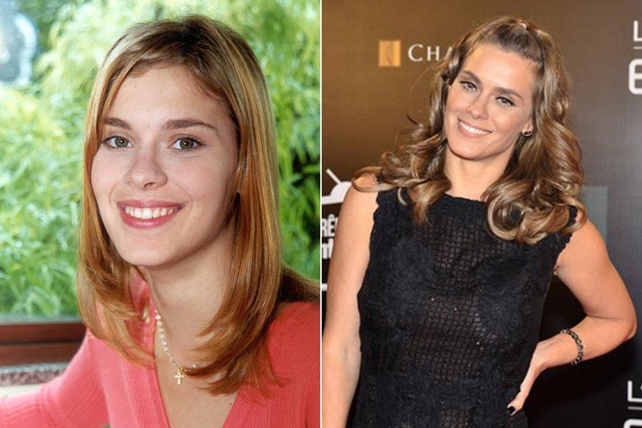 Carolina Dieckmann era uma das protagonistas da trama de Manoel Carlos, no papel de Camila. Na época da novela, a atriz tinha 22 aninhos, hoje está com 36.
