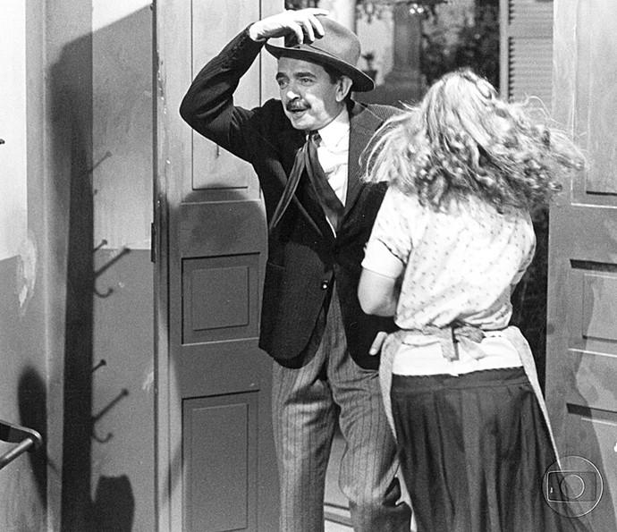 Umberto Magnani em 'Anarquistas, graças a Deus', de 1984