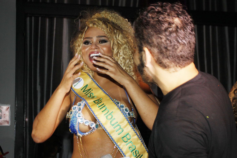 Erika Canela vence o Miss Bumbum 2016 em São Paulo