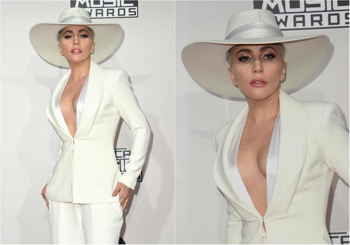 Lady Gaga é uma das atrações da noite