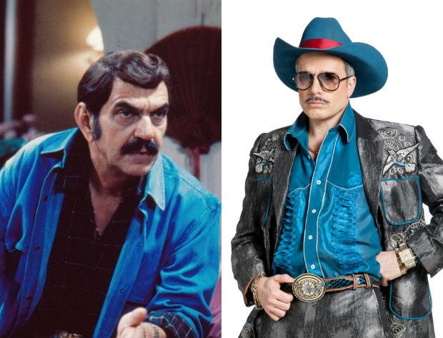 Sinhozinho Malta, personagem vivido por Lima Duarte na novela 'Roque Santeiro', será interpretado por Jarbas Homem de Mello no musical