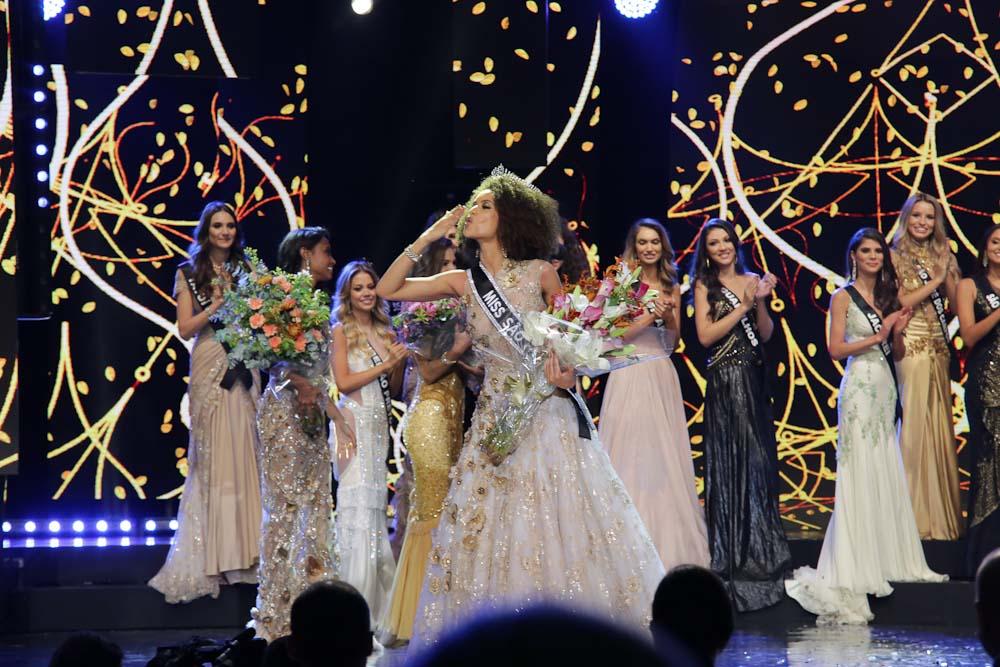 Karen Porfiro é eleita a Miss São Paulo 2017