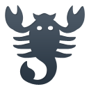 Icone Escorpião