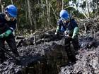 Refinaria argentina tem vazamento de 175 mil litros de petróleo no Peru