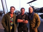 Stallone e Schwarzenegger atuaro juntos de novo em &#39;The Tomb&#39;