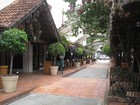 Restaurantes e  vida noturna em  Itaipava (Thamine Leta/G1)