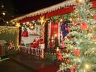 Veja casa vencedora de concurso de Natal (Divulgação/Riotur)