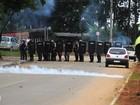 Reintegração de posse deixa ferido em São José dos Campos