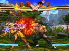 &#39;Street Fighter X Tekken&#39; do Vita ter partidas on-line contra gamers no PS3