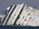 Mau tempo obriga a suspender as buscas no Costa Concordia