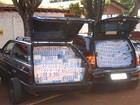 Polícia apreende 43,7 mil maços de cigarro contrabandeado em MS
