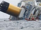 Retirada de navio levará de 7 a 10 meses, diz Defesa Civil italiana