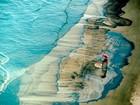 Volume de óleo derramado no mar do RS pode ter sido subestimado
