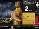 Aplicativo para iPhone e iPad mostrará bastidores do Oscar