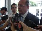 PSDB fará 'esforço' por aliança com PSD em SP, diz Alckmin